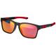 Oakley Catalyst matte black/ruby iridium